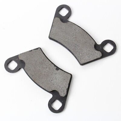 Ceramic Rear Brake Pads Pad Set for Polaris Ranger EV 2010-2014