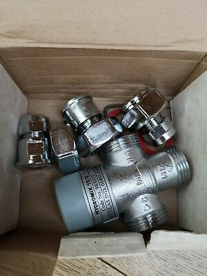 Hydrmix Thermostatic Mixing Valve 983015