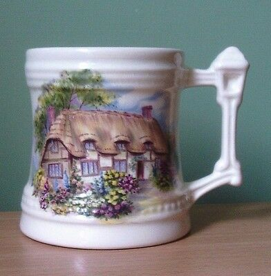 Brixham Fine Earthenware Vintage Small Tankard - Unused