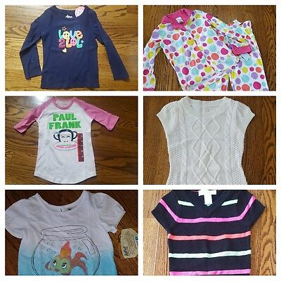 Toddler Girls Size 4T/ XS 4-5 NWT Shirts, Pants, Hoodies and More-- You Pick!