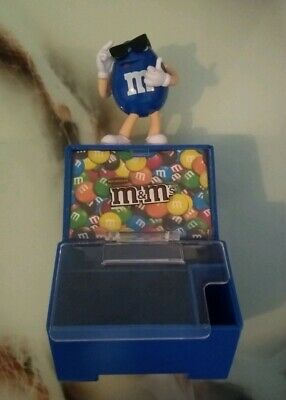 M & M's Dispenser~Excellent Condition~Very Rare~Made by Hot Shots (Aust)