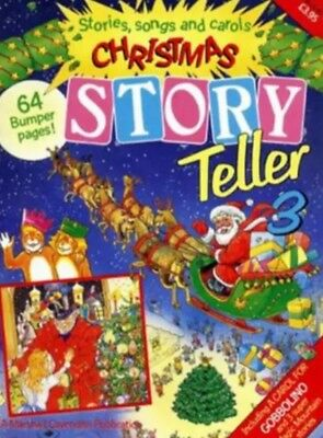 Story Teller Christmas Collection (Marshall Cavendish) Audio MP3 CD 4 Hrs 30 Min