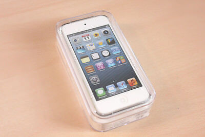 ">>New! Apple iPod Touch 5th Generation 16GB Silver ""SEALED""  - 90days warranty<<"