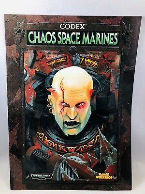 Warhammer 40000 Codex Chaos Space Marines Death to the False Emperor