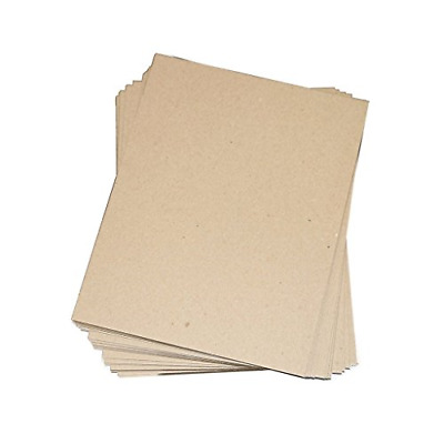 """25 Pack 8.5x11 50pt Point Chipboard Pads 