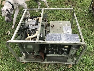 Military Gas Generater Model MEP-017A 5 KW Genset 2