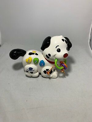 VTech Pull and Sing Puppy USED