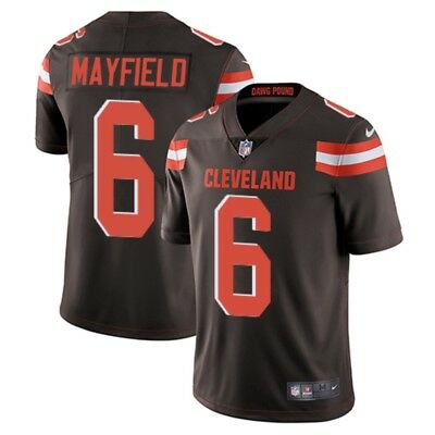 BRAND NEW stitched Baker Mayfield Cleveland Browns Men s Jersey S-2XL c98d98ee4