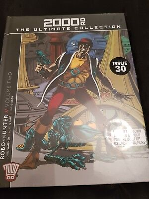 2000ad The Ultimate Collection issue 30
