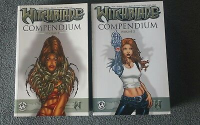 Witchblade Compendium vol. 1-2 collecting issues 1-100 Top Cow comics