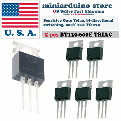 BT139-600E Original New Philips Triac