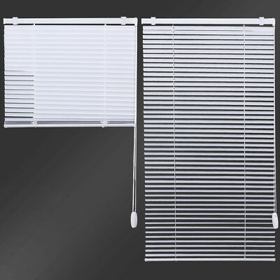 Read to Fit Venetian Window Blind PVC Trimmable Easy to Cut Slats