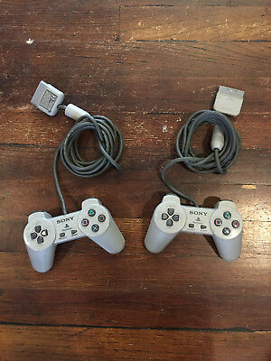 Playstation 1 controllers