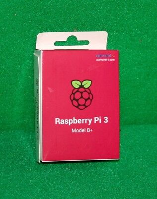 Raspberry PI 3 Model B+ 1.4GHz 4x Core 64 Bit 1GB WIFI Motherboard PC Computer