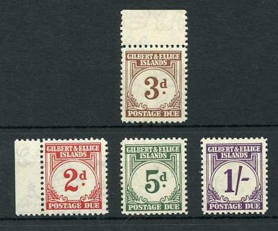 Gilbert & Ellice Islands 1940 Postage Due  values to 1s MNH cat £84