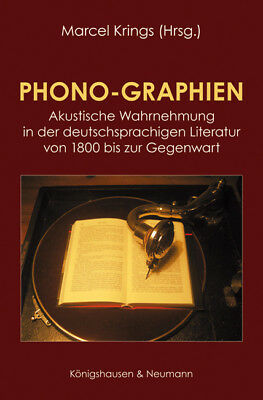 NEU Phono-Graphien Marcel Krings 046230