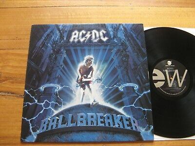 AC/DC - Ballbreaker LP - ORIGINAL 1995 FIRST USA - ONLY ISSUED IN USA & GERMANY