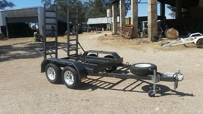 Mini Excavator Trailer.  Grab A Bargain!