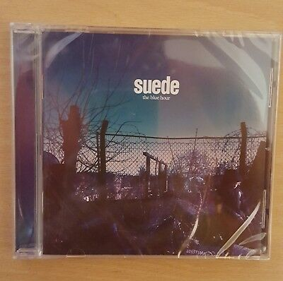 Suede The Blue Hour CD Brand NEW and sealed
