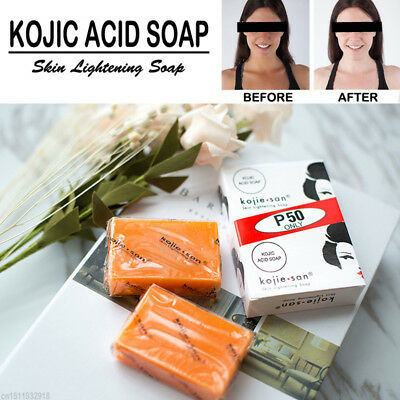Kojie San Handmade Whitening Soap Skin Lightening Soap Bleaching Kojic Acid