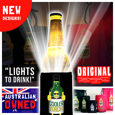 Cooler Torch | Original Edition | Lights to drink!