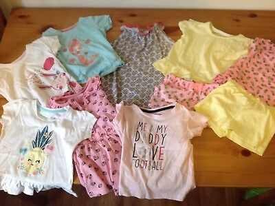 Bundles Helpful 12 To 18 Months Girls Bundle 10 Items
