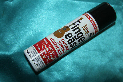 Tone Finger-Ease String Lubricant, 2.5 oz. Spray