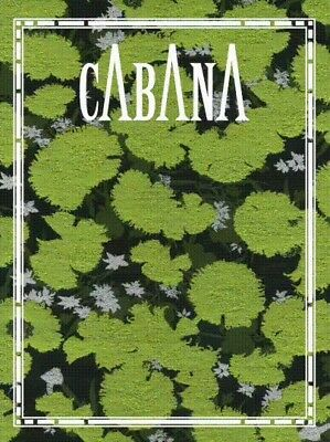 Cabana Magazine Issue 10 New & Sealed Dries Van Noten cover, Green