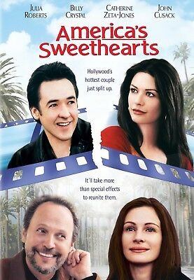 Americas Sweethearts (DVD, 2001, DISC ONLY)