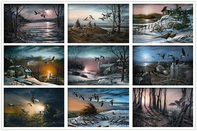 """Rural outdoor art poster painting canvas print home decoration wall 16""""X24""""-F"""
