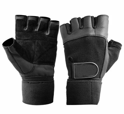 Weight Lifting Training Gym Gloves Workout Bodybuilding Fitness Cycling Gloves