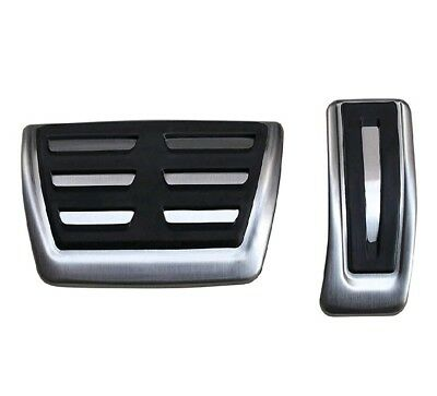 For Audi A4(B8) A5 A6 A7 A8 Q5 Macan No Drill Gas Brake Pedal Cover B1