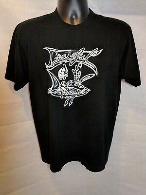 Grateful Dead Bill Graham Presents reprint mens size large t-shirt EUC vintage