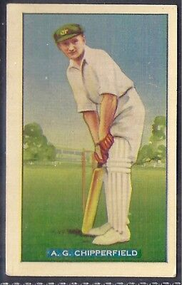 Hoadleys-Test Cricket Ers (M36 Diff)-#33- New South Wales - Chipperfield