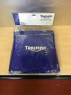 Triumph Motorcycle Indoor Dust Cover