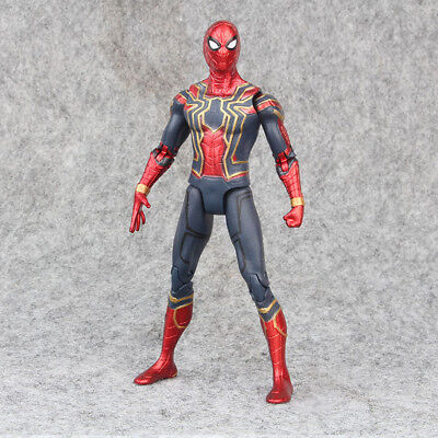 The Spiderman Homecoming Hero Spider-Man 15CM PVC Action Figure Kids Gift Toy US