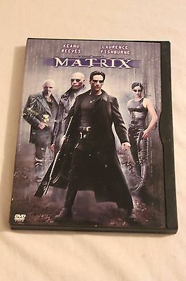 The Matrix DVD WS R 1999 Keanu Reeves