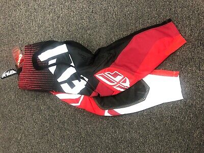 Fly Evo Pants Red/blk / Size 28, 2 Jersey M &  L ,gloves Red  Sz 9 New!