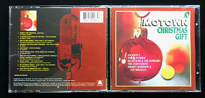 A Motown Christmas Gift / Various Artists  Audio Disc / Music Cd Classic Artists
