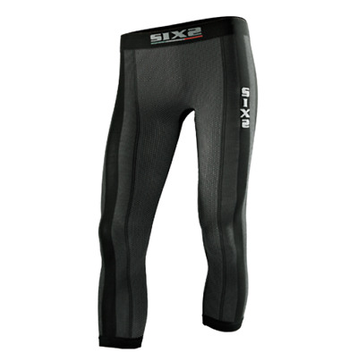 Leggings Kids Sixs K Pnx Bambino Carbon Underwear - Black Carbon