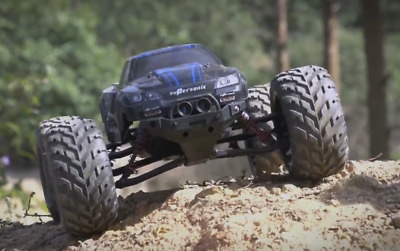 RC 1:12 2.4G High Speed Off Road Monster Truck Alloy Remote Control Car RTR Toy