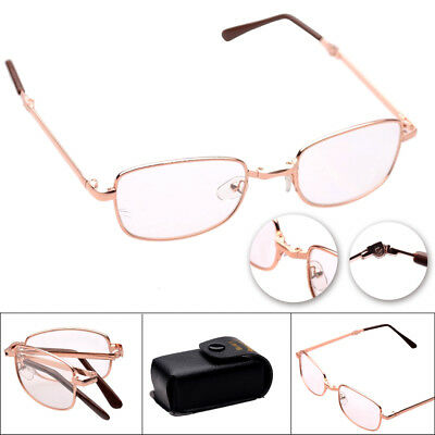 Superior Quality Reading Glasses Resin Presbyopic Glasses Classic Fold