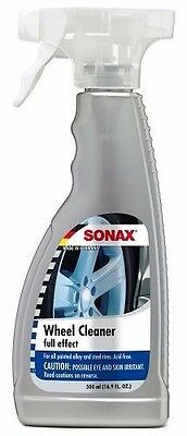 Sonax Wheel Cleaner Full Effect Iron Dust Brake Tire Remover 230200 500ml