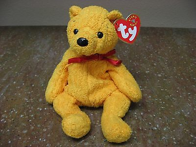"""Poopsie Ty-Beanie Baby - """"Poopsie"""" Bear * New in Mint Condition w/Mint tags"""