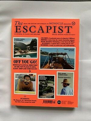 The Escapist • Issue 06 • 2017 • By Monocle Magazine Special Edition