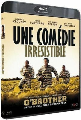 Blu Ray : O'Brother - George Clooney - NEUF