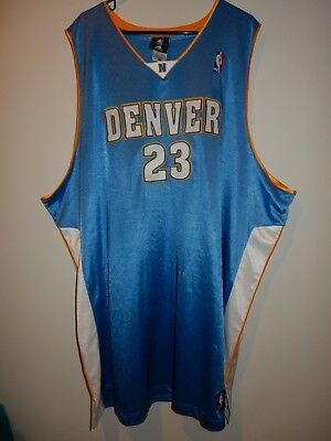 MARCUS CAMBY DENVER Nuggets NBA Vintage Nike Team Jersey Men s large ... 257eed660
