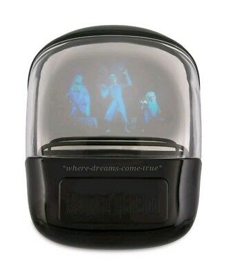 Disney Parks Haunted Mansion Hitchhiking Ghosts hologram Doom Buggy NEW