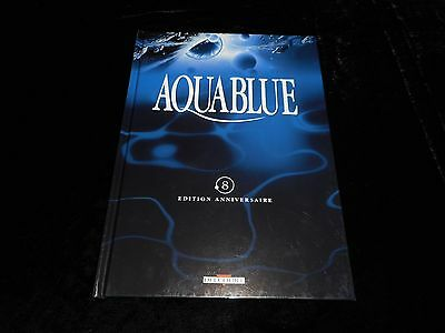 Cailleteau / Tota : Aquablue 8 : Fondation Aquablue Delcourt DL octobre 2004