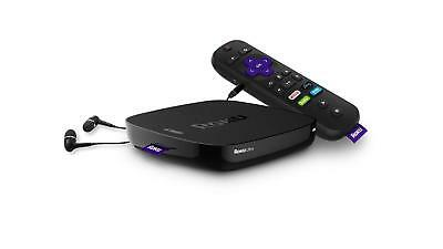 Roku Ultra | HD/4K/HDR Streaming Media Player | Voice Remote | 2018 | Brand New